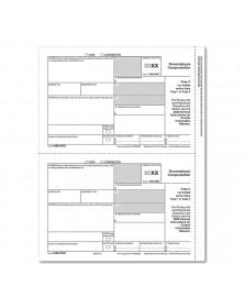 Bulk Laser 1099 NEC Payer & State Copy C