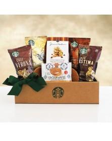 Starbucks Sampler Gift Baskets