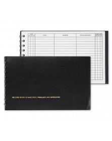 Narcotic Log Book