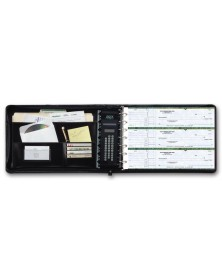 Check Binder & Business Organizer (1435N) - Check Binders & Covers  - Business Checks | Printez.com