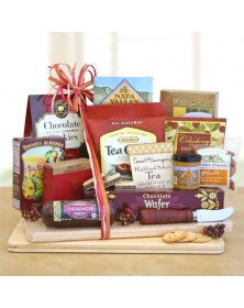 Cheese & Snack Gifts Cutting Board