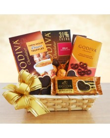 Godiva All Occasion Gift Basket
