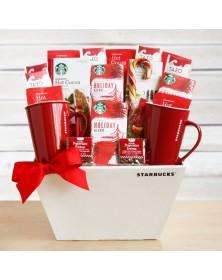 Starbucks Fireside Holiday Gift