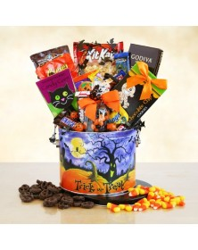 Trick or Treat Ghoulish Goodies Gift Tin