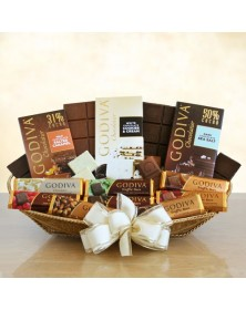 Godiva Bars Galore Business Gift