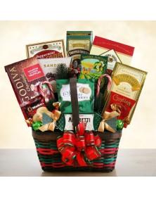 Merrymaker Holiday Basket