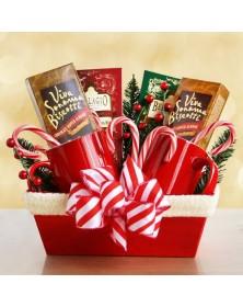 Santa Themed Holiday Gift