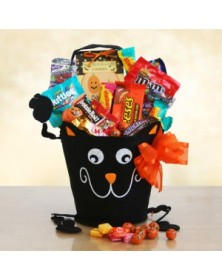 Halloween Spooky Candy Gift Bags