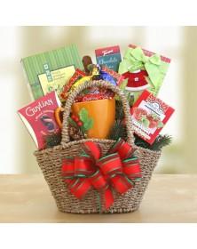 Corporate Gift Season's Greetings Tote