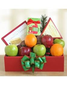 Fruit Fusion Holiday Basket