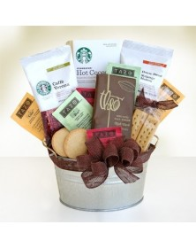 Starbucks Coffee and Cocoa Gifts Tin