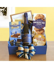 Magical Mumm's Napa Valley Gift Basket