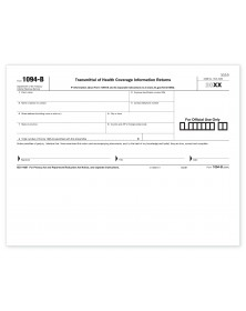 Laser 1094-B Transmittal Health Coverage