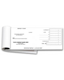 Booked Deposit Tickets - Quick Entry (100050) - Deposit Slips  - Business Checks | Printez.com