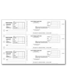 Personalized 3-Per-Page Deposit Tickets (100053) - Deposit Slips  - Business Checks | Printez.com cash deposit envelopes