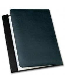 Leather Folding Board - Personal Size (116D) - One-Write Checks  - Business Checks | Printez.com
