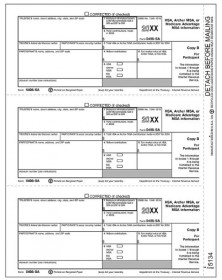 Laser 5498 Tax Forms - State Copy C