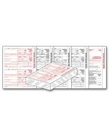 Laser 1099-R Kit Tax Forms, 6-part - 50/Pkg