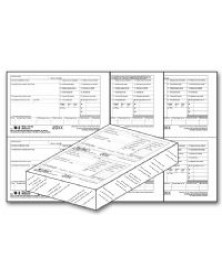 Laser W-2 Kit - Tax Forms Magnetic Media, 5-part, 50/Pkg.