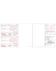 TF5746, Laser W-2 Forms Kit, 6-part - 50 qty (TF5746) - W-2 Forms   - Tax Forms