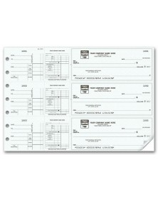 3-On-A-Page Payroll Check (53226N) - 3-To-A-Page Checks  - Business Checks | Printez.com