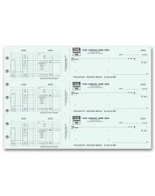 3-To-A-Page Checks For Payroll (53227N) - 3-To-A-Page Checks  - Business Checks   Printez.com