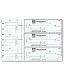 3-To-A-Page Voucher Checks (53222N) - 3-To-A-Page Checks  - Business Checks