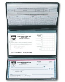 Compact Business Checks & Deposits (51100N) -   -  | Printez.com
