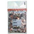 Plastic Coin Deposit Bags - 10 x 13 (53862) - Deposit Slips  - Business Checks | Printez.com