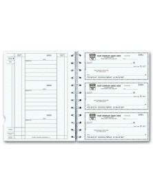 3-Per-Page Personal Checks - Newport (56400N) - 3-To-A-Page Checks  - Business Checks | Printez.com