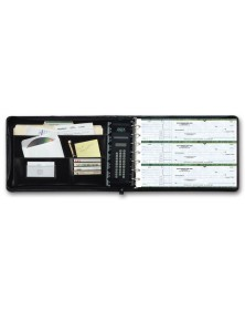 Check Binder & Business Organizer (1435N) - Check Binders & Covers  - Business Checks | Printez.com
