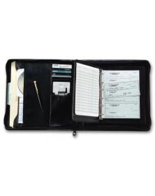 6-Ring Deskbook Check Portfolio (1439N) - Check Binders & Covers  - Business Checks | Printez.com