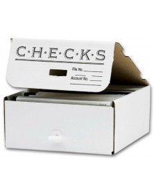 Checks Storage Box (946) - Business Checks Supplies  - Business Checks | Printez.com