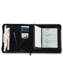 Deskbook Check Portfolio - Bookbound (1437N) - Check Binders & Covers  - Business Checks | Printez.com
