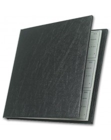 Vinyl Check Cover (54032N) - Check Binders & Covers  - Business Checks | Printez.com