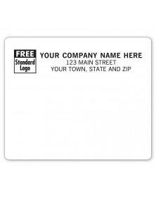 Laser/Inkjet Mail Label