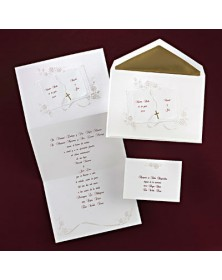 Book of Love (JA4929-87) - Select By Budget  - Wedding Invitations | Printez.com