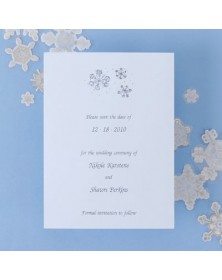 Date Savers - Sky (NB6759V-93) - Save The Date Invitations  - Wedding Invitations | Printez.com