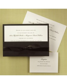 Wrapped in Mocha (WRN9672-99) - Select By Budget  - Wedding Invitations | Printez.com
