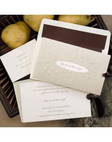 Brilliance (FBN6895-44) - Select By Budget  - Wedding Invitations | Printez.com
