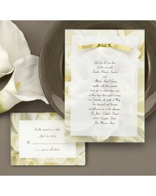 Buttersoft Bouquet (JAN1247-71) - Select By Budget  - Wedding Invitations | Printez.com