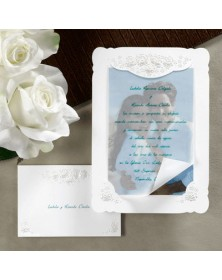 Rosie Romance (JAN8779-87) - Select By Budget  - Wedding Invitations | Printez.com