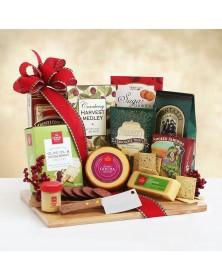 Share the Season Holiday Food Gift Cutting Board