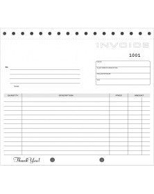 Compact Carbonless Invoices (108) - General Forms  - Business Forms
