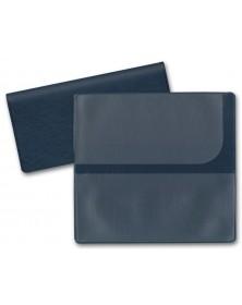 Blue Deskbook Duplicate Carrier