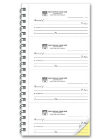 receipts sales books custom receipt statement books general