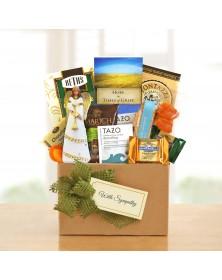 Thoughts & Prayers Food Gift Basket