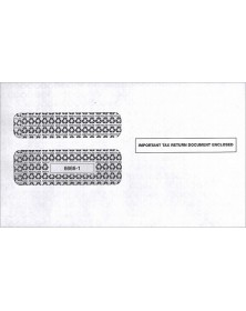 Double-Window Envelope - W-2 Tax Forms