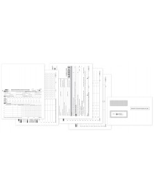 Laser 1095-C ACA Set With Envelopes