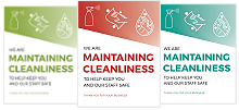 Maintaining Cleanliness